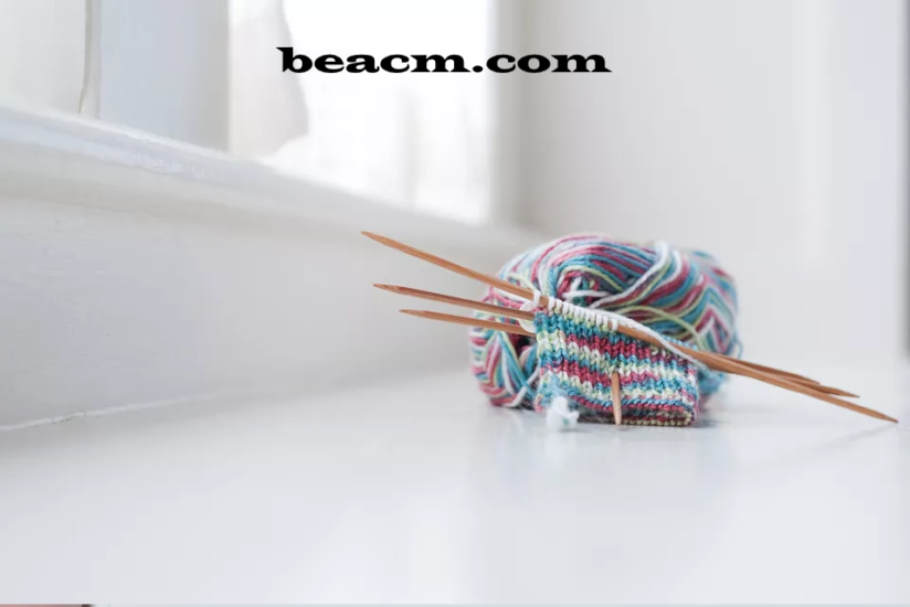 Knit with double pointed needles