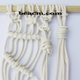 How to Macrame: 7 basic nodes to master